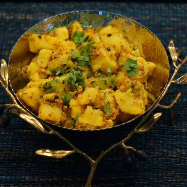 Nepalese Potato Salad/pickle